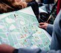 ChceJeźyce - mapa