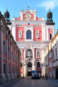 Fara Poznańska - Bazylika Matki Boskiej Nieustającej Pomocy i św. Marii Magdaleny w Poznaniu