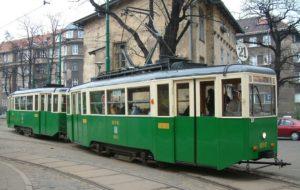 Tramwajem przez Poznań