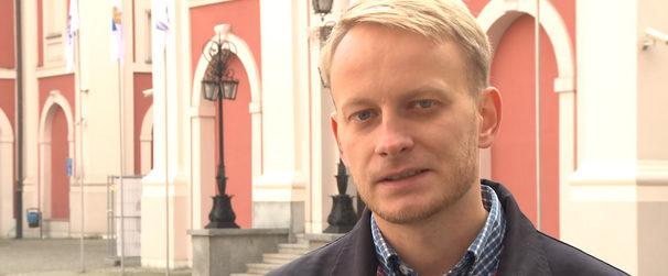 Marcin Fabiszak przewodnik po Poznaniu